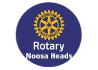Rotary Noosa Heads Club logo