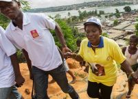 Rotarian Marie-Irène Richmond-Ahoua has been volunteering for polio eradication in Côte d'Ivoire since the earliest days of the global initiative to end the disease. In this Q&A, she discusses how she first got involved in the cause and why she remains a dedicated polio eradicator.
