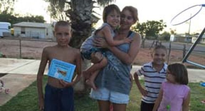 Quilpie recipients receive assistance