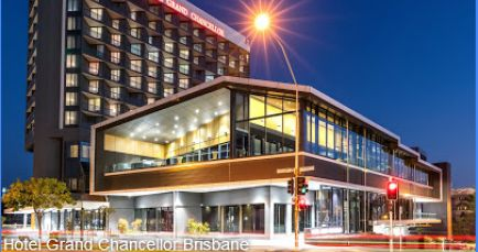 Grand Chancellor Hotel, Brisbane